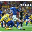 Andrea Pirlo (Italy) Mouse Pad