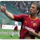 Antonio Cassano #1 (Italy) Mouse Pad