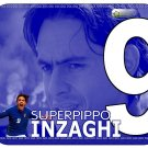 Filipo Inzaghi (Italy) Mouse Pad