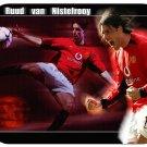 Ruud Van Nistelrooy #1 (Netherlands) Mouse Pad