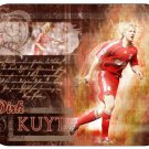 Dirk Kuyt (Netherlands) Mouse Pad