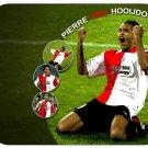 Pierre Van Hooijdonk (Netherlands) Mouse Pad