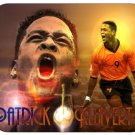 Patrick Kluivert (Netherlands) Mouse Pad