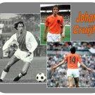 Johan Cruijff (Cruyff)  (Netherlands) Mouse Pad