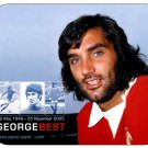George Best #2 Mouse Pad