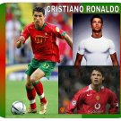 Cristiano Ronaldo #1 (Portugal) Mouse Pad