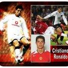 Cristiano Ronaldo #4 (Portugal) Mouse Pad