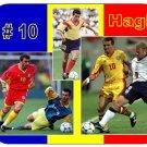 Gheorghe Hagi #1 (Romania) Mouse Pad