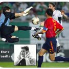 Iker Casillas (Spain) Mouse Pad