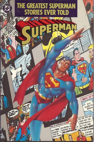 Superman � The Greatest  Stories Ever Told