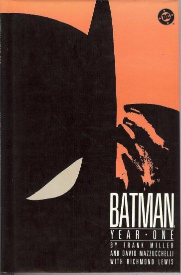 Batman - Year One - By Frank Miller - 1988