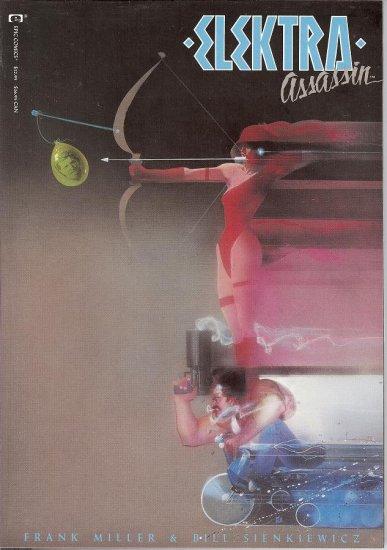Marvel Presents - Elektra Assassin - By Frank Miller