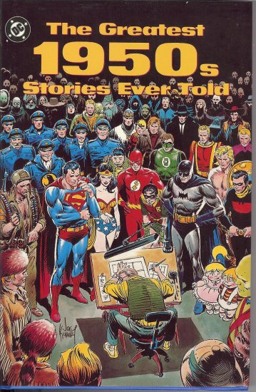 Superhero's - The 1950�s Stories Ever Told � 1990