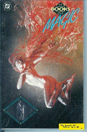 The Book's of Magic - Dc Comics