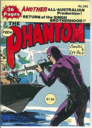 The Phantom - Collection - 1988 to 1990 - 15 Copies