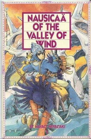Nausicaa Of The Valley Wind - Viz Comics - 11 Mint Copies