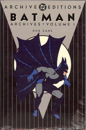 Batman - The Archive Edition - Volume 1
