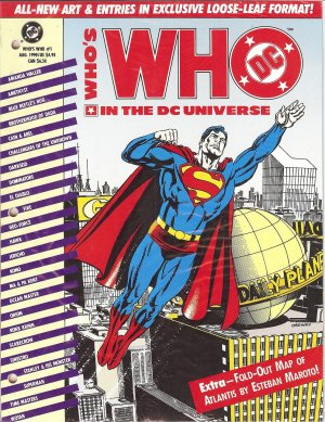 Who's In the Universe - 10 Loose Leaf Volumes -1990