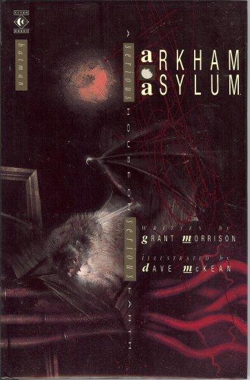 Batman - Arkham Asylum - Mint Copy