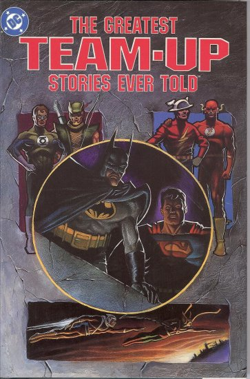 Greatest Team Up's Stories Ever Told � 1987