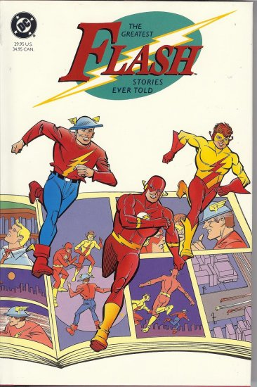 The Greatest Flash Stories Ever Told � 1990