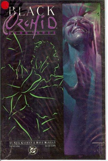Black Orchid -  By Neil Gaiman & Dave McKean