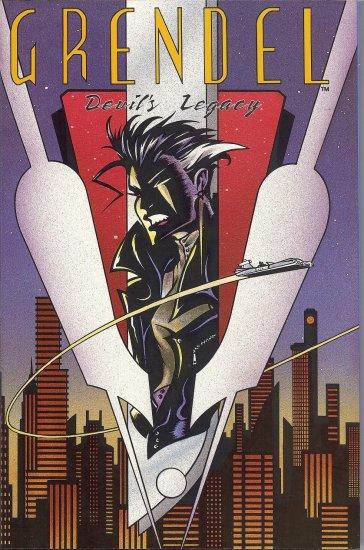 Grendel - Devils Legacy - Limited Edition