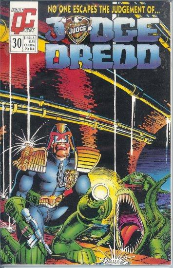 Judge Dredd - Eagle Comics - 21 Copies