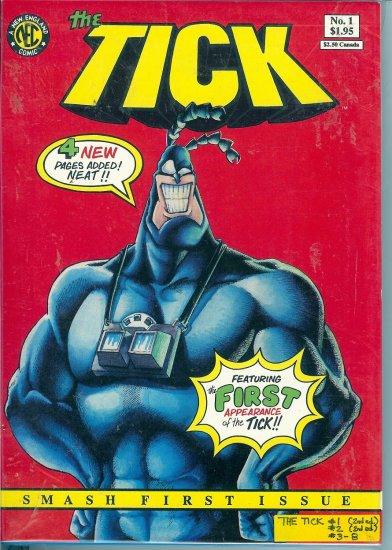 The Tick - New England Comics
