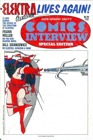 Elektra Assassin - Electra Lives Again - Special Edition