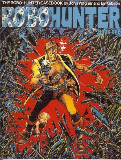 Sam Slade Robo Hunter 16 Copies