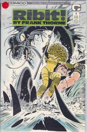 Ribit - Comico Comics