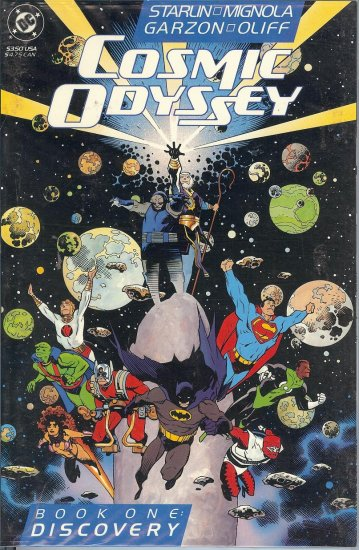 Batman & Superman -  Cosmic Odyssey