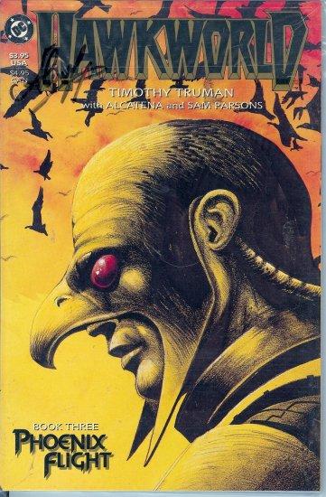 Hawk World - By Timothy Truman - 13 Copies