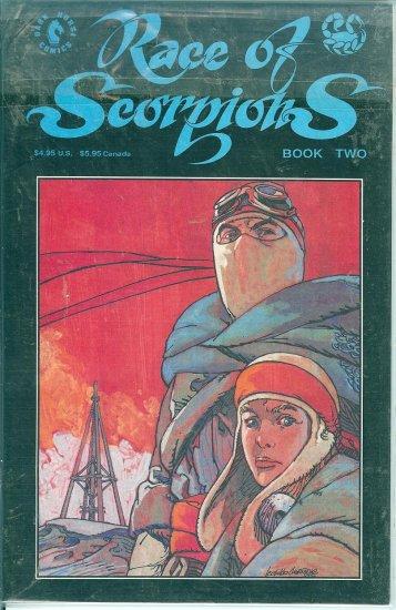 Range of Scorpions - Dark Horse Comics