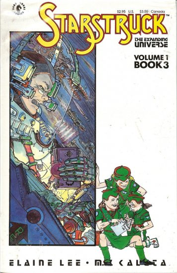 1990 Starstruck - The Expanding Universe - Volumes 1 to 4