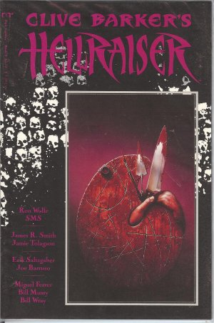 Hell Raiser - Clive Barker - Parts 1 to 6