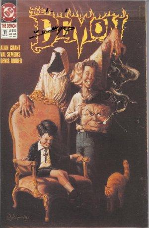 The Demon DC Comics - 1990 - 11 Copies