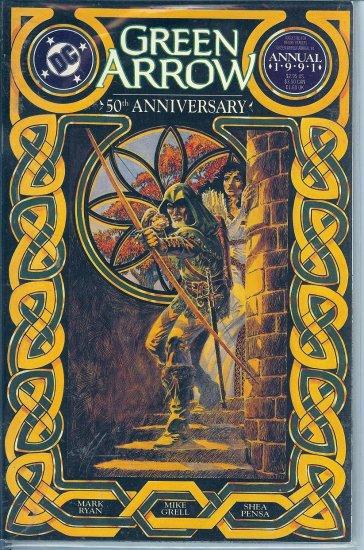 Green Arrow � DC Comics � 1991 � 5 Copies