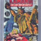 Kamandi the lost boy