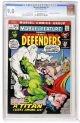 Marvel Comics the Defenders