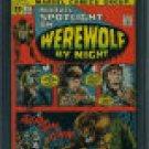 Mavel Comics - Warewolf