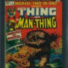 Marvel - The Thing and Man Thing