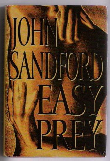Easy Prey Author John Sanford  Suspense