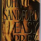 Easy Prey Author John Sanford  Suspense