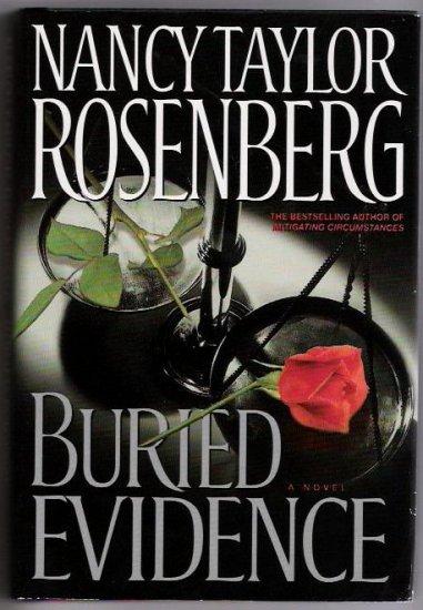 Buried Evidence Author Taylor Rosenberg Suspense Thriller