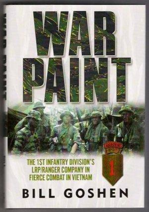 War Paint Author Bill Goshen Vietnam True Story History