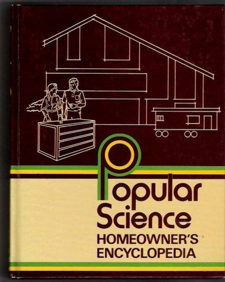 Popular Science Homeowner;s Encyclopedia Vol. 4 Pe-Ro