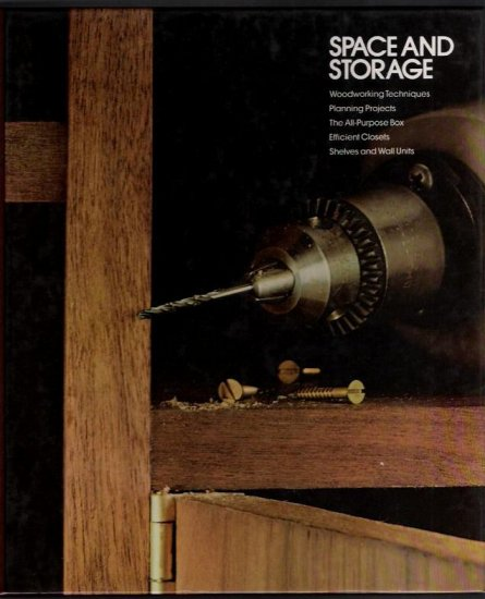 Space and Storage- Woodworking-Closets-Shelves-Wall Units
