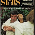 Fighting Stars- Celebrities Self-Defense- William Shatner-Bruce Lee-Martial Arts